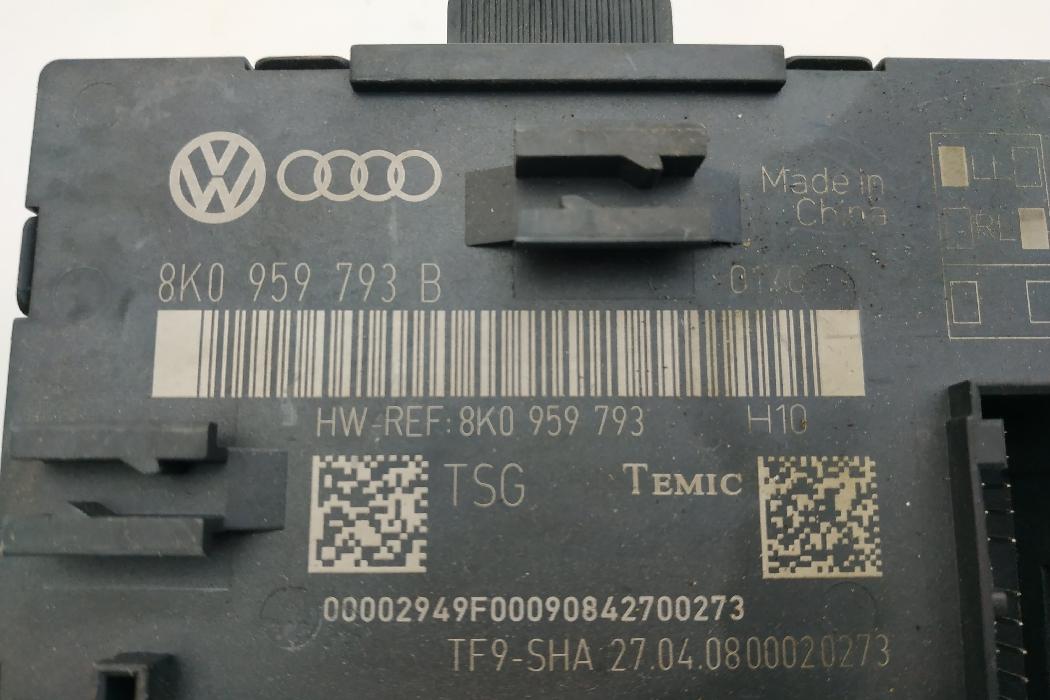 AUDI A4 (8K2, B8) Kiti valdymo blokai 8K0959793B8K0959793 5200610