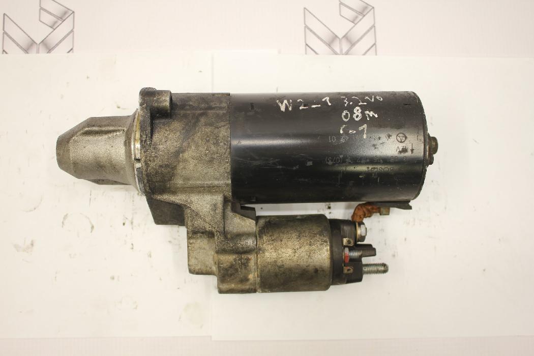 W221 221.022, 221.122 S 320 CDI Anlasser MERCEDES-BENZ S-KLASSE